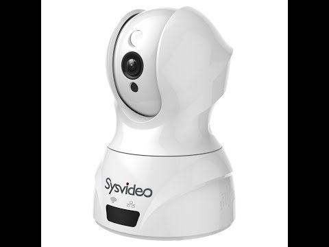 How to operate or set Sysvideo home security WiFi IP camera MIPC APP?
