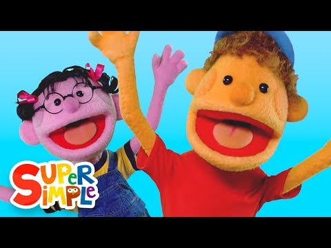 If You're Happy And You Know It | Kids Songs