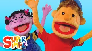 Download If You're Happy And You Know It | Kids Songs | Super Simple Songs Mp3 and Videos