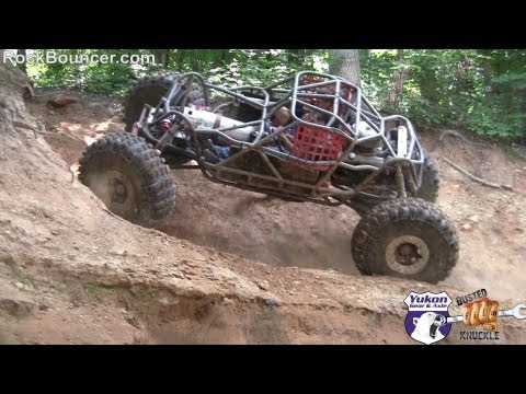 Rear Engine Buggy vs. Flipper