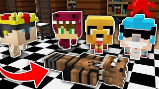 EL ASESINO EN FIVE NIGTHS AT FREDDY MINECRAFT ROLEPLAY