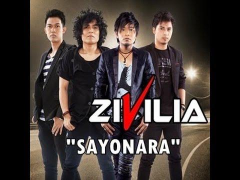 [KARAOKE VERSION] Zivilia-Sayonara + LIRIK HD
