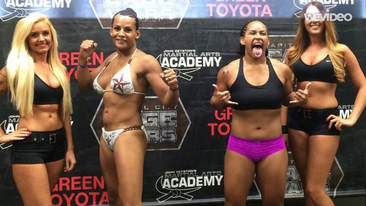 Transgender MMA Fighter Breaks Female Opponent's Skull