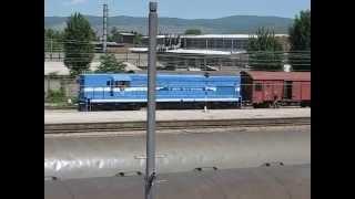 remontovana izel lokomotiva serije 661 TENT locomotiv  Repaired YEAR 2007