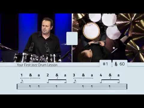 Your First Jazz Drum Lesson - Drumeo