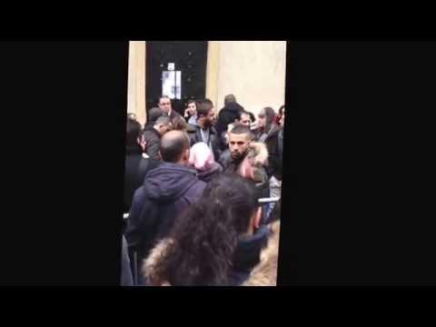PARIS SCANDAL consulat d'Algérie