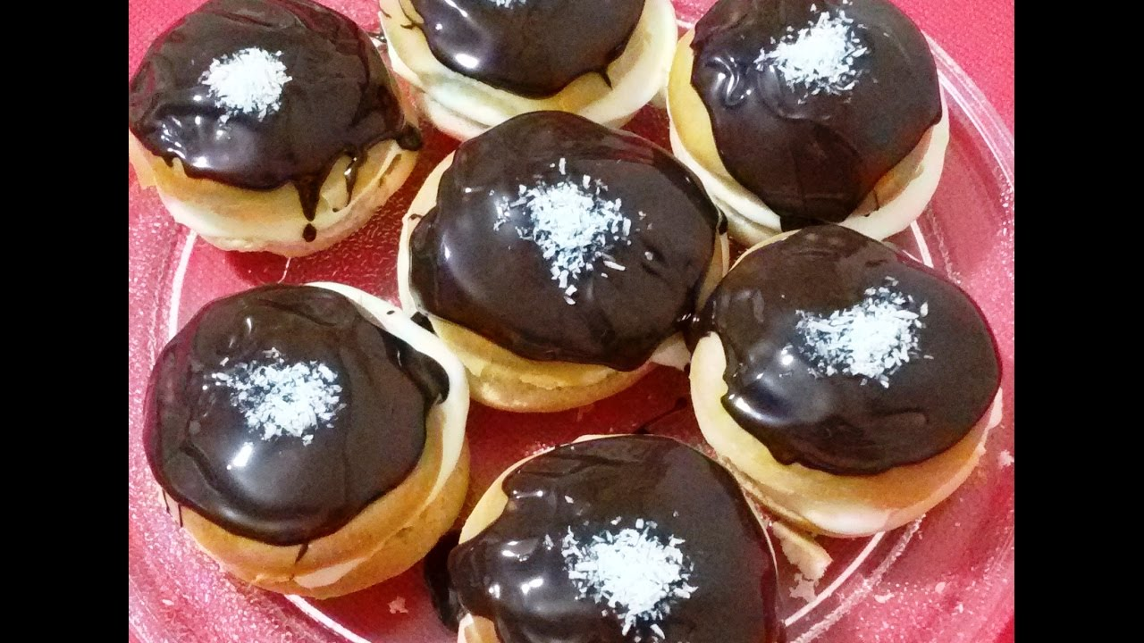Çikolata Kremalı Mini Alman Pastası