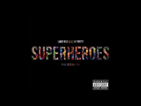 Chief Keef- Super Heroes (Official Instrumental)