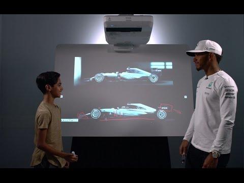 MERCEDES AMG PETRONAS F1 Team - A Logistical Challenge