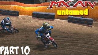 MX vs ATV Untamed! - Gameplay/Walkthrough - Part 10 - More Mini Moto!