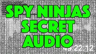 SPY NINJAS SECRET RECORDING INSIDE SAFE HOUSE OF CHAD WILD CLAY AND VY QWAINT