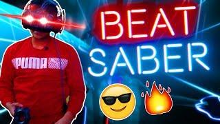 This Game Makes You *BADASS* | Beat Saber | | HINDI |
