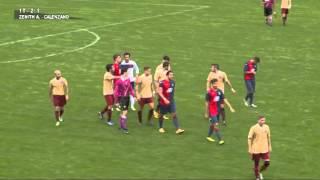 Zenith Audax-Calenzano 3-2 Promozione Girone A