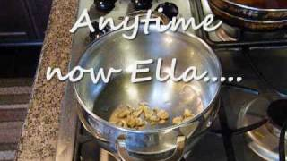 How To Cook Pea Sprout With Garlic Sauce