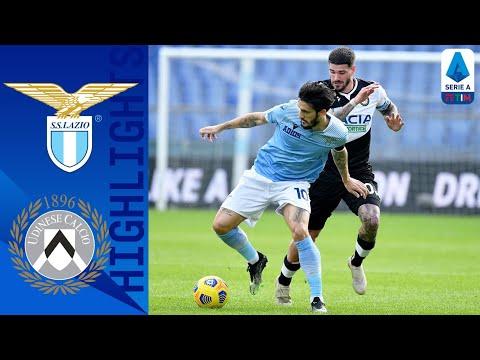 Lazio 1-3 Udinese | L'Udinese passa all'Olimpico | Serie A TIM