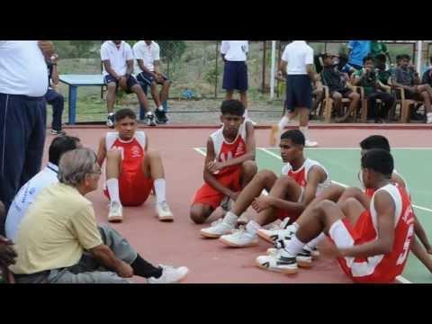 Sainik School Bijapur, South Zone, 25 June 2013,Basket Ball, Bijapur wins against Kodagu  6