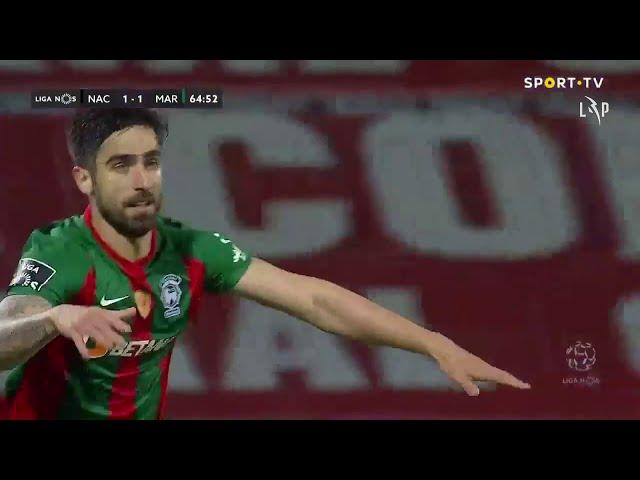 Goal | Golo Rodrigo Pinho: CD Nacional 1-(2) Marítimo (Liga 20/21 #23)