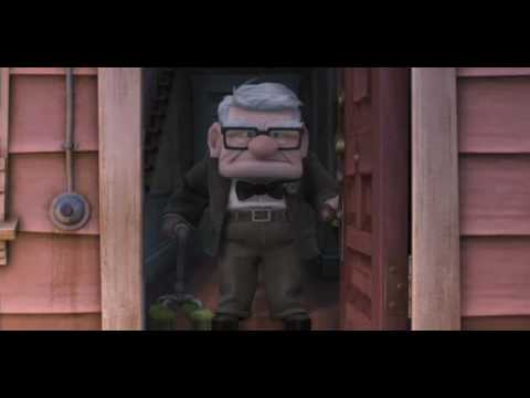 Up trailer Disney Pixar - Svensk trailer