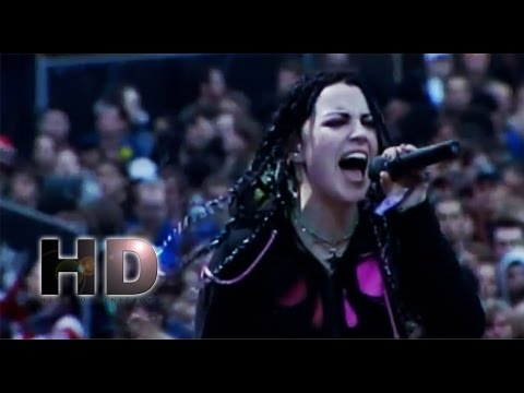 Evanescence Live - Rock Am Ring 2004 (FULL SHOW HD)