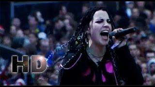 Esta es la segunda vez de Evanescence en el Rock Am Ring. Con un nu...