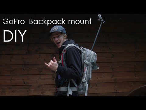 GoPro Backpack-Mount DIY (Deutsch)