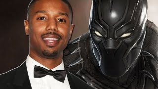 Michael B. Jordan Joins Black Panther Movie
