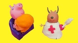 Swinka Peppa мама swinka великий живіт при вагітності