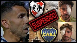 La Final De La Copa Libertadores 2018 River Vs Boca SUSPENDIDA