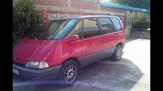 Renault Espace II-Yangi do'st va yangi muammolar 4. Rossiyada ta'mirlash. 1