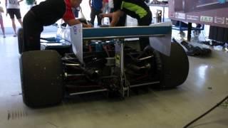 Formel-1  Osella FA1-D 1982, Sound in der Box  SpaClassics 2012