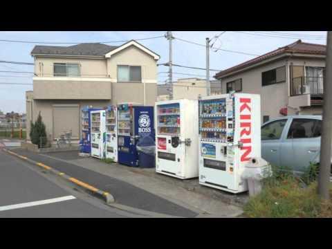 Videowalk in Fuchu and Kawasaki cities