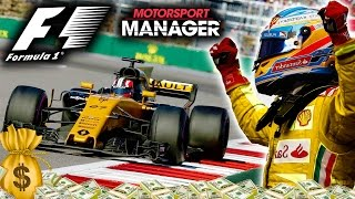 CHAMPIONSHIP SERIES FINALE! | F1 Motorsport Manager PC