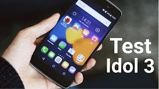 TEST High-Tech : smartphone ALCATEL OneTouch IDOL 3 (5,5