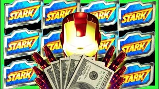 I put $100 In After An EPIC RUN I Cashed Out ?! MASSIVE WIN 💰 on Iron Man Slot Machine W/ SDGuy1234