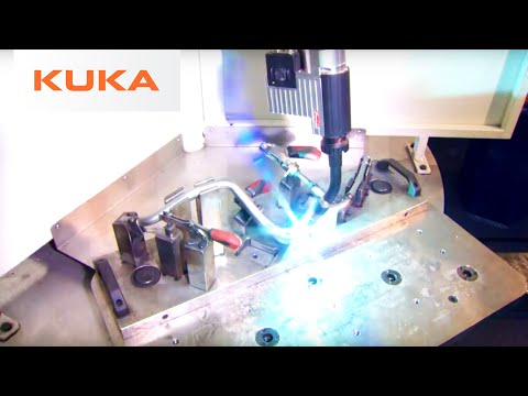 Perfect Quality - KUKA Robots For Arc Welding