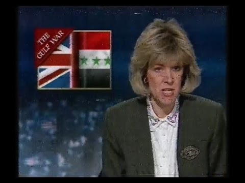 TVS - News At Ten - 1991