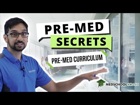 your-pre-med-curriculum