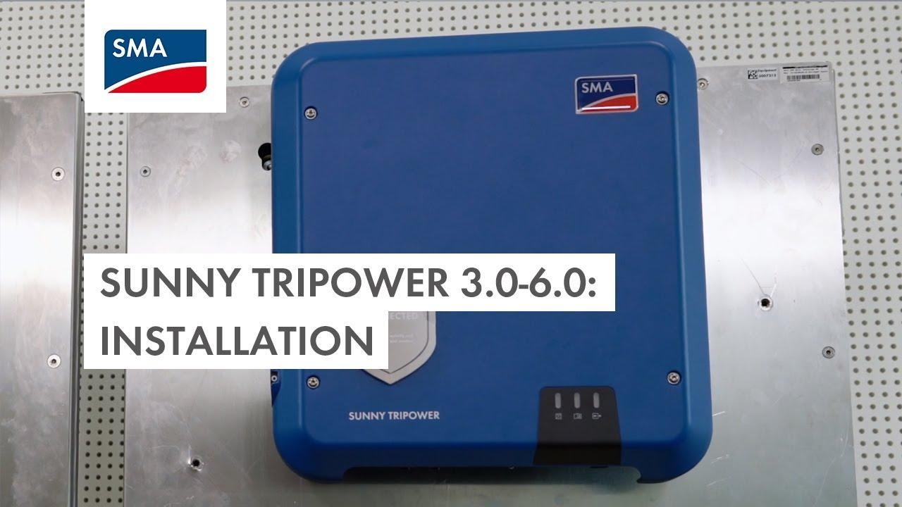 SMA SUNNY tripower 10.0 Solar inverter stp10.0-3av-40
