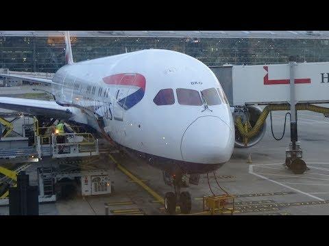 Flight Report Kuala Lumpur-London Heathrow (British Airways 787-9)
