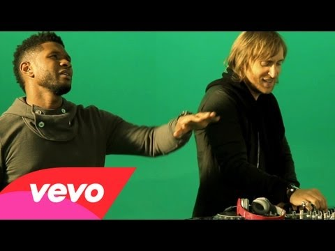 David Guetta - Without You (Behind The Scenes) ft. Usher