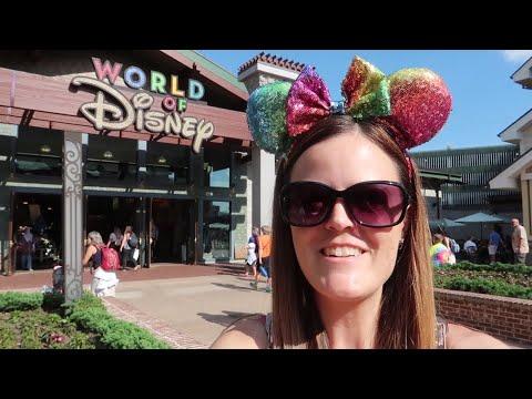 New Merchandise at Disney Springs! - Walt Disney World 2019