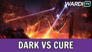 Dark vs Cure (ZvT) - Kung Fu Cup 2020 #1