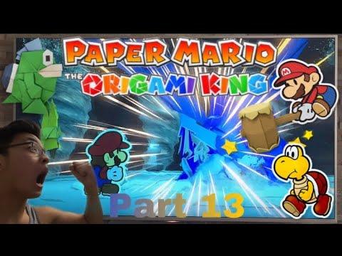 let's-play-paper-mario-the-origami-king-part-13-battle-gegen-💦-pergamton-&-bootführer-suche