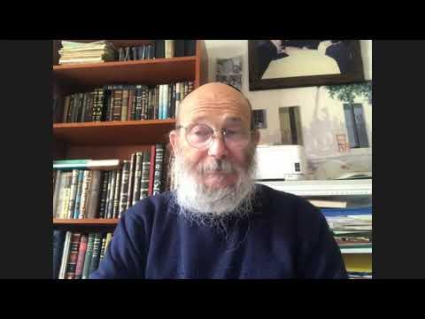 RAV ISRAEL GOLDBERG VIRUS ET JUDAISME