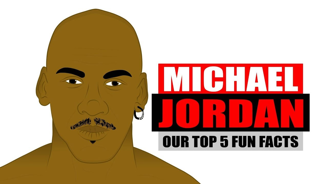 size 40 bb10e b1ed0 Things you might not know about Michael Jordan (Fun Facts for Kids)