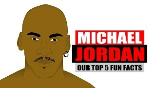Things you might not know about Michael Jordan (Fun Facts for Students)