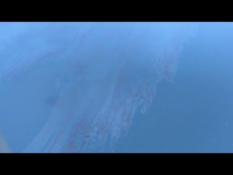 Sunken tanker Sanchi's oil leaks into sea