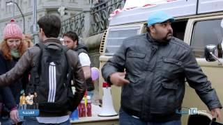 تخيلوا البلدية بيطاردوا الفرنجة في براغ ! شوفوا اللى هيحصل النهاردة الساعة 10 بالليل مع الفرنجة!