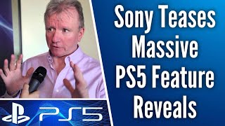 Sony Confirms PS5's