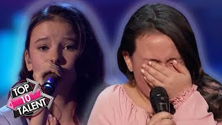 TOP 10 UNFORGETTABLE KID Auditions On America's Got Talent 2020!
